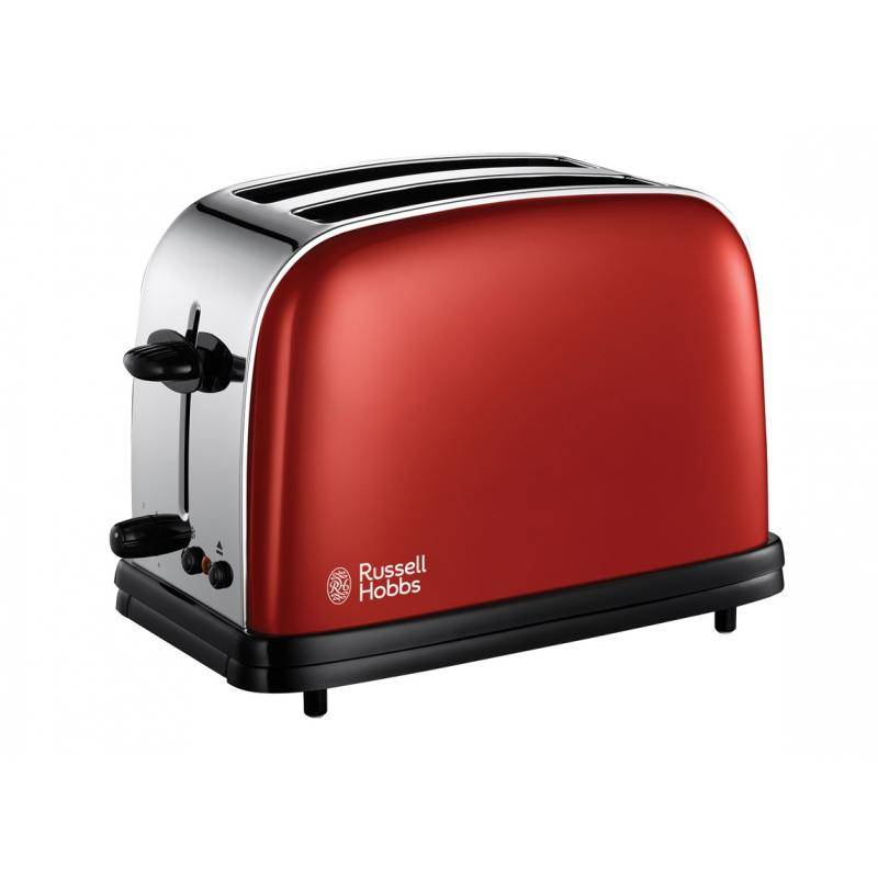 18951-56 Тостер Flame Red Colours Russell Hobbs