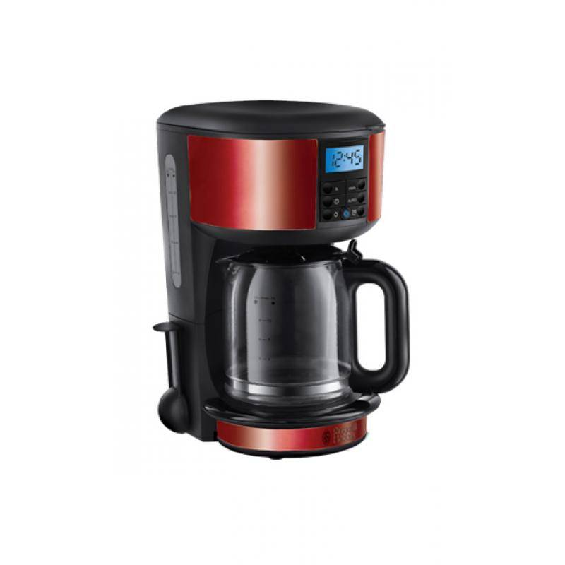 20682-56 Кофеварка Legacy Coffee Red Russell Hobbs